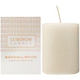 Luminum Candle Premium Aromatic Sandalwood vonná svíčka   střední (Ø 60 - 80 mm, 32 h)