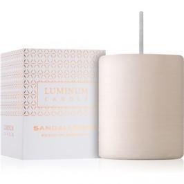 Luminum Candle Premium Aromatic Sandalwood vonná svíčka   malá (⌀ 50 - 60 mm, 15 h)