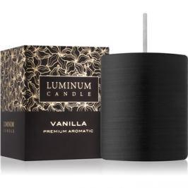 Luminum Candle Premium Aromatic Vanilla vonná svíčka   malá (⌀ 50–60 mm, 15 h) vonná svíčka