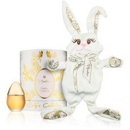 M. Micallef Baby's Collection Tendre Doucer parfémovaná voda pro děti 30 ml + hračka