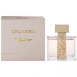M. Micallef Royal Muska parfémovaná voda pro ženy 100 ml parfémovaná voda