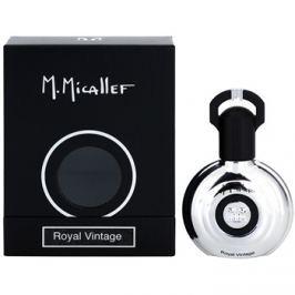 M. Micallef Royal Vintage parfémovaná voda pro muže 30 ml parfémovaná voda