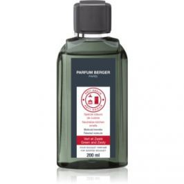 Maison Berger Paris Anti Odour Kitchen náhradní náplň  200 ml  (Green and Zesty)