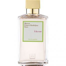 Maison Francis Kurkdjian A la Rose parfémovaná voda pro ženy 200 ml