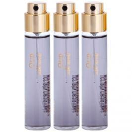 Maison Francis Kurkdjian Oud Silk Mood parfémový extrakt unisex 3 x 11 ml (3x náplň s rozprašovačem) parfémový extrakt