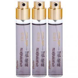 Maison Francis Kurkdjian Oud Velvet Mood parfémový extrakt unisex 3 x 11 ml náplň parfémový extrakt