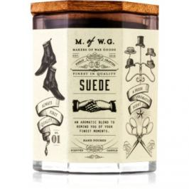 Makers of Wax Goods Suede vonná svíčka 102,34 g