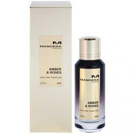 Mancera Amber & Roses parfémovaná voda unisex 60 ml parfémovaná voda