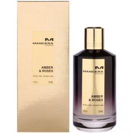 Mancera Amber & Roses parfémovaná voda unisex 120 ml