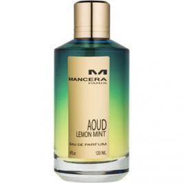 Mancera Aoud Lemon Mint parfémovaná voda unisex 120 ml parfémovaná voda