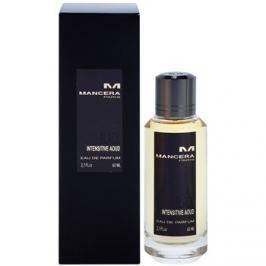 Mancera Black Intensitive Aoud parfémovaná voda unisex 60 ml