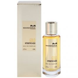 Mancera Gold Intensive Aoud parfémovaná voda unisex 60 ml