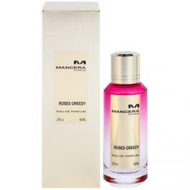 Mancera Roses Greedy parfémovaná voda unisex 60 ml