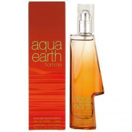Masaki Matsushima Aqua Earth Homme toaletní voda pro muže 40 ml