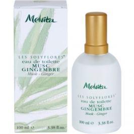 Melvita Solyflores Musk - Ginger toaletní voda pro ženy 100 ml