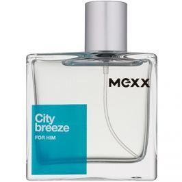 Mexx City Breeze toaletní voda pro muže 50 ml