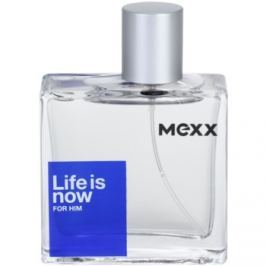Mexx Life is Now for Him toaletní voda pro muže 50 ml