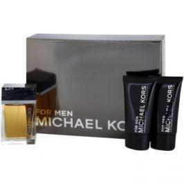 Michael Kors Michael Kors for Men dárková sada I.  toaletní voda 120 ml + balzám po holení 75 ml + sprchový gel 75 ml