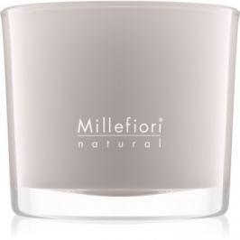 Millefiori Natural White Musk vonná svíčka 180 g