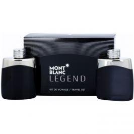 Montblanc Legend dárková sada IX. toaletní voda 100 ml + voda po holení 100 ml