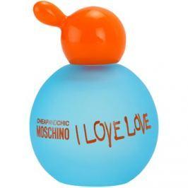 Moschino I Love Love toaletní voda pro ženy 4,9 ml