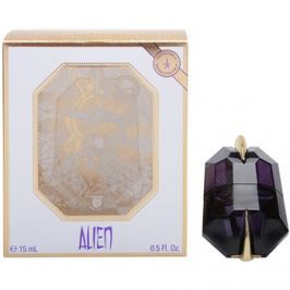 Mugler Alien parfémovaná voda pro ženy 15 ml plnitelná
