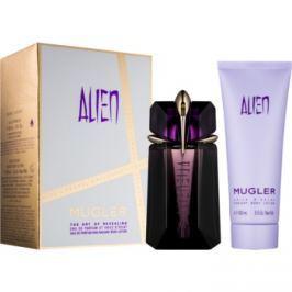 Mugler Alien dárková sada VIII. parfémovaná voda 60 ml + tělové mléko 100 ml