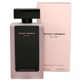 Narciso Rodriguez For Her sprchový gel pro ženy 200 ml