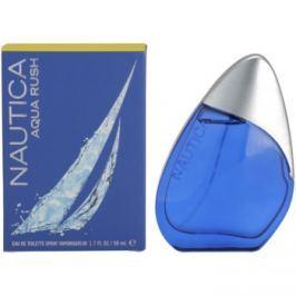Nautica Aqua Rush toaletní voda pro muže 50 ml