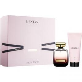 Nina Ricci L'Extase dárková sada II. parfémovaná voda 50 ml + tělové mléko 100 ml