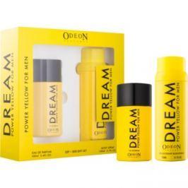 Odeon Dream Power Yellow dárková sada I.  parfémovaná voda 100 ml + deodorant ve spreji 150 ml