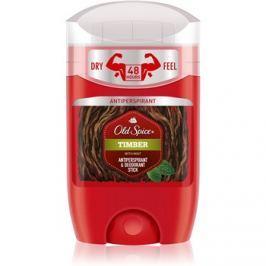 Old Spice Odour Blocker Timber antiperspirant pro muže 50 ml