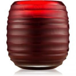 Onno Manyara Red vonná svíčka 13 x 15 cm