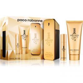 Paco Rabanne 1 Million dárková sada XIII.  toaletní voda 100 ml + toaletní voda 10 ml + sprchový gel 100 ml