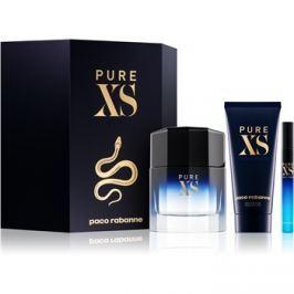 Paco Rabanne Pure XS dárková sada II.  toaletní voda 100 ml + sprchový gel 100 ml + toaletní voda 10 ml
