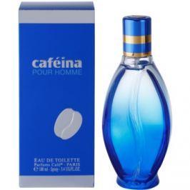 Parfums Café Caféina Pour Homme toaletní voda pro muže 100 ml