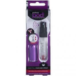 Perfumepod Pure plnitelný rozprašovač parfémů unisex 5 ml  (Purple)