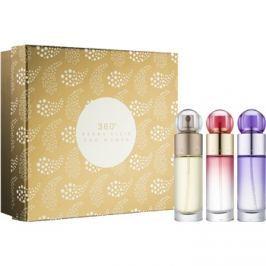 Perry Ellis 360° dárková sada II. parfémovaná voda 30 ml + parfémovaná voda 30 ml + parfémovaná voda 30 ml