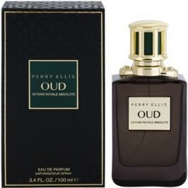 Perry Ellis Oud Vetiver Royale Absolute parfémovaná voda unisex 100 ml