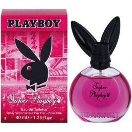 Playboy Super Playboy for Her toaletní voda pro ženy 40 ml