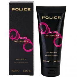 Police The Sinner tělové mléko pro ženy 200 ml