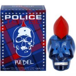Police To Be Rebel toaletní voda pro muže 40 ml