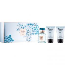 Pomellato Nudo Blue dárková sada I.  parfémovaná voda 25 ml + tělové mléko 30 ml + sprchový gel 30 ml