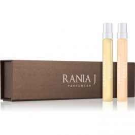 Rania J. Travel Collection dárková sada VII.  náplň 2 x 8 ml