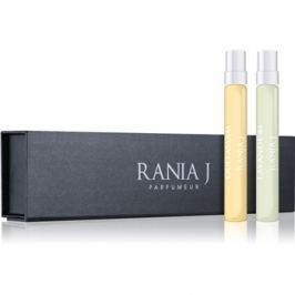 Rania J. Travel Collection dárková sada X.  náplň 2 x 8 ml