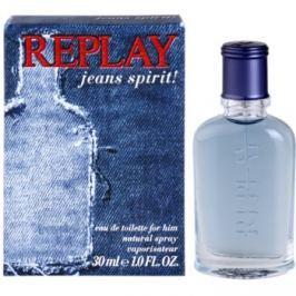 Replay Jeans Spirit! For Him toaletní voda pro muže 30 ml