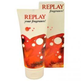 Replay Your Fragrance! For Her tělové mléko pro ženy 200 ml