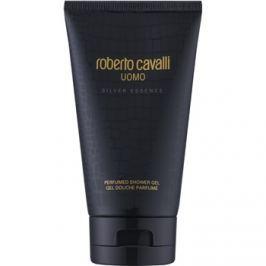 Roberto Cavalli Uomo Silver Essence sprchový gel pro muže 150 ml
