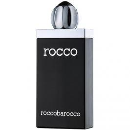 Roccobarocco Rocco Black For Men sprchový gel pro muže 250 ml