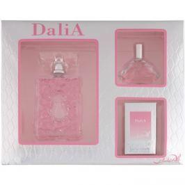 Salvador Dali DaliA dárková sada I.  toaletní voda 50 ml + toaletní voda 15 ml + toaletní voda 4,5 ml